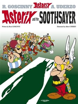 Book Asterix and the Soothsayer by RENÉ GOSCINNY