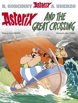 Book Asterix and the Great Crossing by RENÉ GOSCINNY