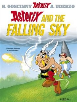 Book Asterix and the Falling Sky by Renã© Goscinny