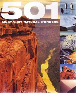 Book 501 Natural Wonders by Bounty Books