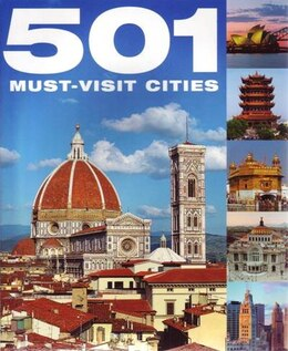 Book 501 Cities by Bounty Books