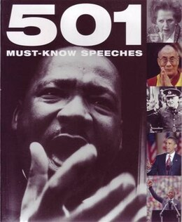 Book 501 Speeches by Bounty Books