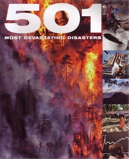 Book 501 Disasters by Bounty Books