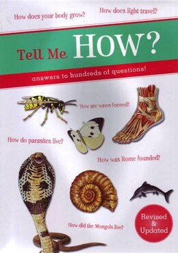 Book Tell Me How by Bounty Books