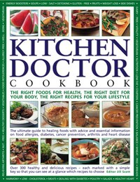 The Kitchen Doctor Cookbook: Kitchen Dr Ckbk