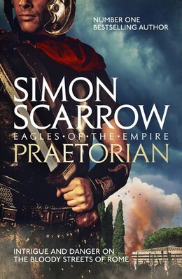 Book Praetorian by Simon Scarrow