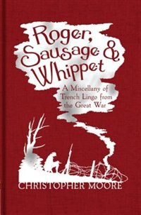 Book Roger, Sausage and Whippet by Christopher Moore