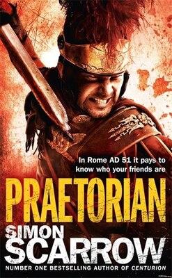 Book Praetorian by Simon Scarrow