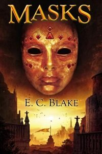 Book Masks by E C Blake
