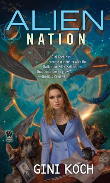 Alien Nation Alien Novels Book 14