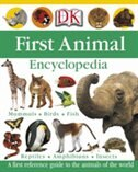 Book First Animal Encyclopedia by Dorling Dk Publishing