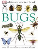 Book Ultimate Sticker Book: Bugs by Dorling Dk Publishing