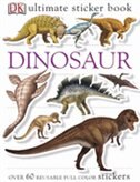 Book Ultimate Sticker Book: Dinosaur by Dorling Dk Publishing
