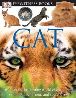 Book Dk Eyewitness Books: Cat by Juliet Clutton-brock