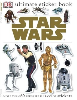 Book Ultimate Sticker Book: Star Wars by Dorling Dk Publishing