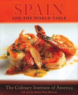 Book Spain And The World Table by Martha Schulman