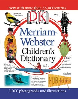 Book Merriam-webster Children's Dictionary by Dk