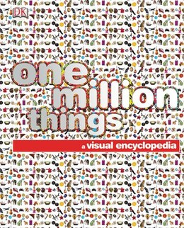 Book One Million Things: A Visual Encyclopedia by Peter Chrisp