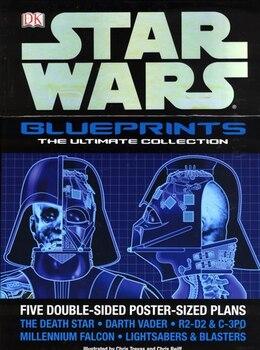 Book Star Wars Ultimate Blueprints Collection by Dorling Kindersley