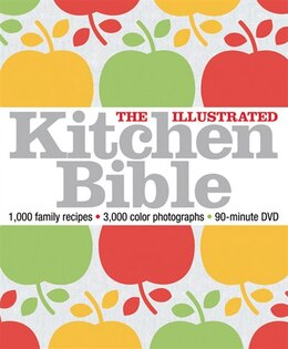 Book The Illustrated Kitchen Bible by Victoria Blashford-snell
