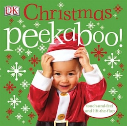 Book Christmas Peekaboo! by Dorling Dk Publishing
