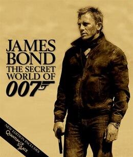 Book James Bond Secret World of 007 update by Kindersley Dorling