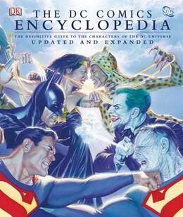 Book Dc Comics Encyclopedia by Daniel Wallace