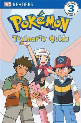 Book Dk Readers Pokemon Become A Pokemon Trainer Level 3 by Dorling Kindersley