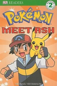 Book Dk Readers Pokemon Meet Ash Level 2 by Dorling Kindersley