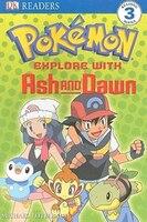 Dk Readers Pokemon Explore With Ash Level 3 Paperback