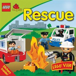 Book Lego Duplo: Rescue by Dorling Dk Publishing