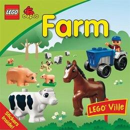 Book Lego Duplo: Farm by Dorling Dk Publishing