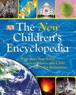 Book The New Children's Encyclopedia by Dorling Dk Publishing