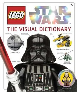 Book Lego Star Wars: The Visual Dictionary by Simon Beecroft
