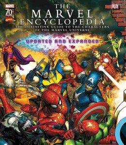 Book Marvel Encyclopedia by Matt Forbeck