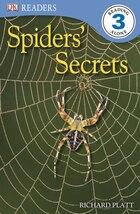Dk Readers L3: Spiders' Secrets