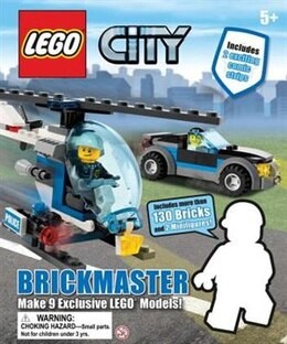 Book Lego® City Brickmaster by Dorling Das Dk Publishing