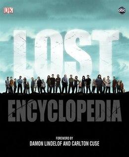 Book Lost Encyclopedia by Tara Bennett