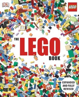 Book The Lego Book by Daniel Lipkowitz