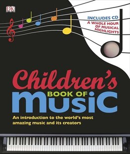 Book Children's Book Of Music by Dorling Dk Publishing