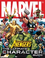 Book Marvel The Avengers: The Ultimate Character Guide by Alan Cowsill