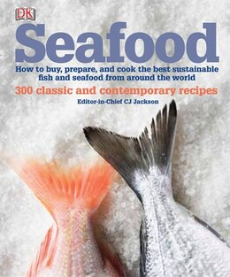 Book Seafood by Dorling Kindersley
