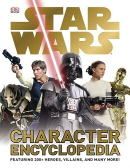 Book Star Wars Character Encyclopedia by Pablo Hidalgo