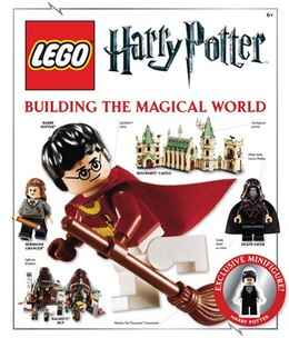 Book Lego Harry Potter Building The Magical World by Lego