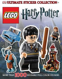 Book Lego Harry Potter Ultimate Sticker Collection by Lego