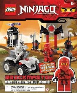 Book Lego Ninjago Brickmaster by Dorling Dk