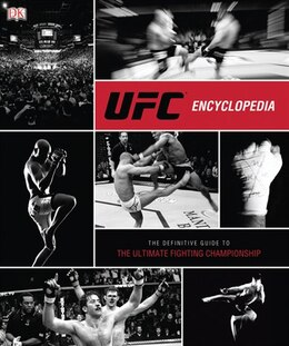 Book UFC Encyclopedia by Games Dorling Brady