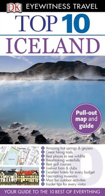 Book Top 10 Iceland by Dorling Dk Publishing
