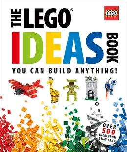 Book The Lego Ideas Book by Daniel Lipkowitz