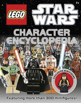 Book Lego Star Wars Character Encyclopedia by Dorling Dk